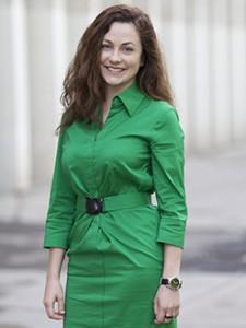 Maria Golovnya ist seit August 2012 Referentin für Öffentlichkeitsarbeit am DHI Moskau.