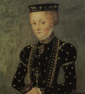 Katarzyna Jagiellonka, Herzogin von Finnland und Königin von Schweden (1526-83) | Künstler Unbekannt | Public Domain